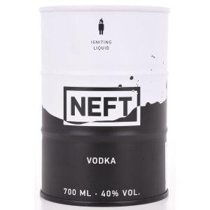 Vodka Neft Barril - Edition limitée