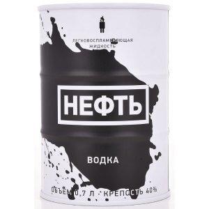 Vodka Neft - Edition Limitée