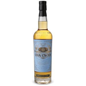 Whisky Oak Cross (Compass Box)