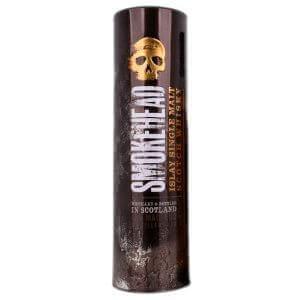 Boite Whisky Smokehead - Islay Tourbé