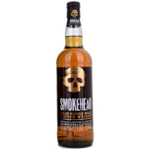 Whisky SmokeHead - Islay Single Malt Scotch Whisky