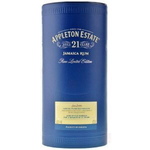 Coffret du Rhum Appleton Estate 21 ans