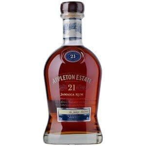 Rhum Appleton Estate 21 ans - Jamaïque