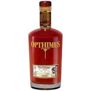 Rhum Opthimus 15 ans (Solera)