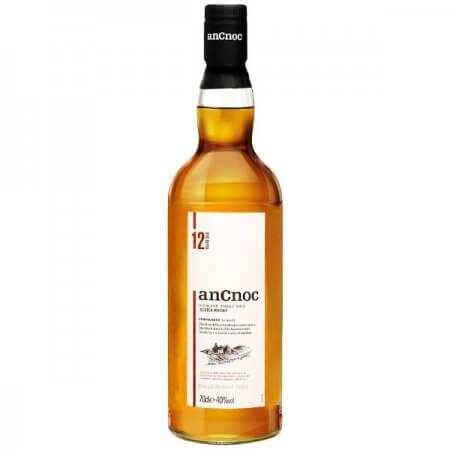 Whisky écossais AnCnoc 12 ans