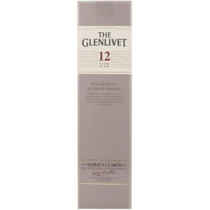 Coffret du Whisky The Glenlivet 12 ans