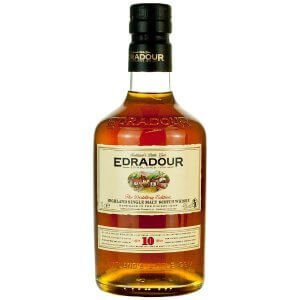 Whisky Edradour 10 ans Single Malt