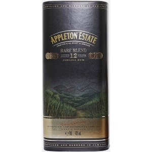 Étui du rhum Appleton Estate 12 ans