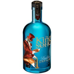 The King of Soho - London Dry Gin