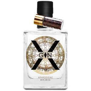 X-Gin Aphrodisiac - Gin belge au cacao