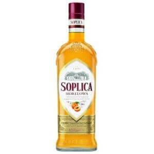 Soplica Abricot (Morelowa) - 50cl