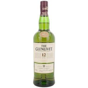 Whisky The Glenlivet 12 ans