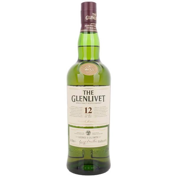Whisky The Glenlivet 12 Ans