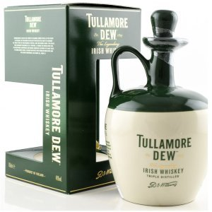 Whisky Tullamore Dew - Bouteille Cruchon