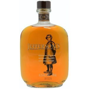 Jefferson's Kentucky Straight Bourbon Whiskey