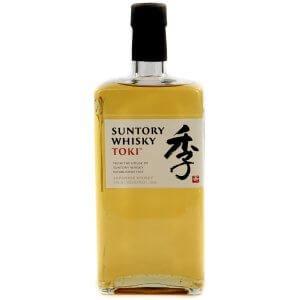 Whisky japonais Suntory Toki