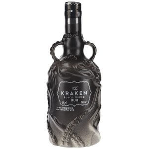 Rhum Kraken - The Salvaged Bottle