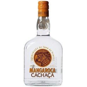 Cachaça Mangaroca - Brésil