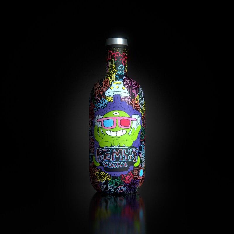 Remyx Vodka Cosmique - By Kikor