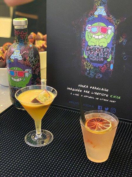 Remyx Vodka - Présentation Cocktails
