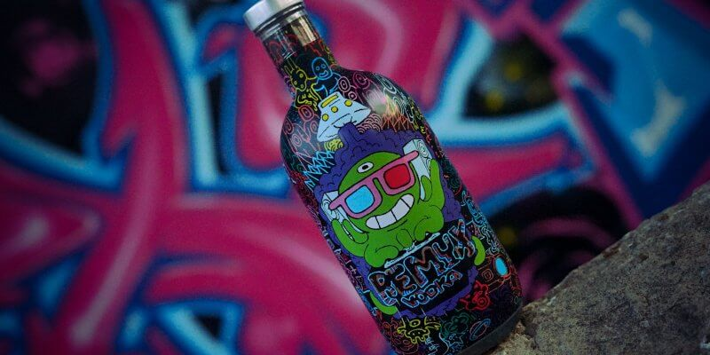 Remyx Vodka - Street Art