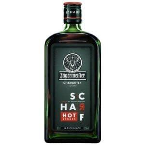 Jägermeister Scharf - Hot Ginger