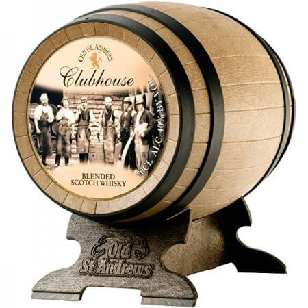 "Whisky ""Tonneau"" - Old St Andrews Clubhouse Barrel"