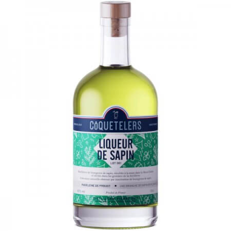 Liqueur de Sapin Côquetelers