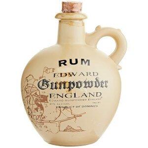 Rhum Edward Gunpowder England