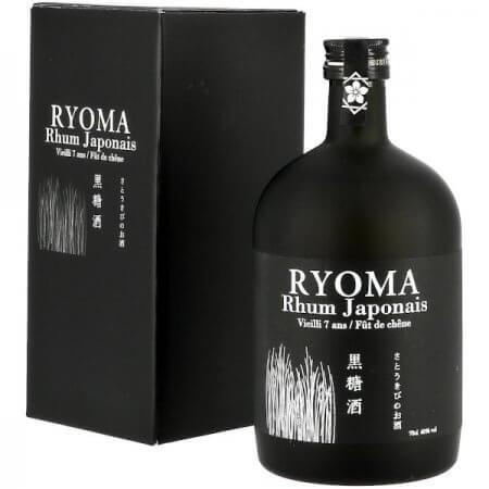 Rhum Japonais Ryoma 7 ans