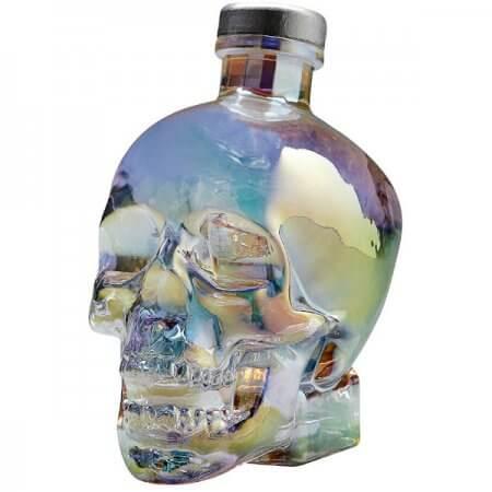 """Vodka """"Crâne"""" Crystal Head Aurora"""
