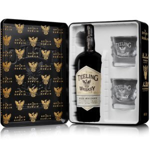 Whisky Teeling Small Batch - Coffret 2 verres