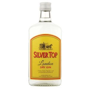 Dry Gin Bols Silver Top