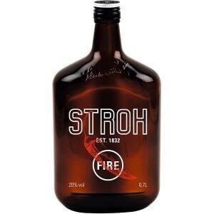 Liqueur Stroh Fire épicée