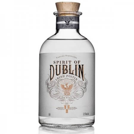 Irish Poitín - Spirit of Dublin Teeling