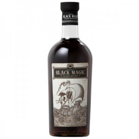 Rhum épicé Black Magic