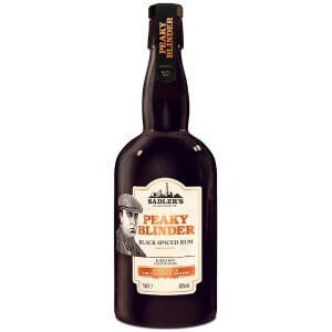Rhum Peaky Blinder - Black Spiced