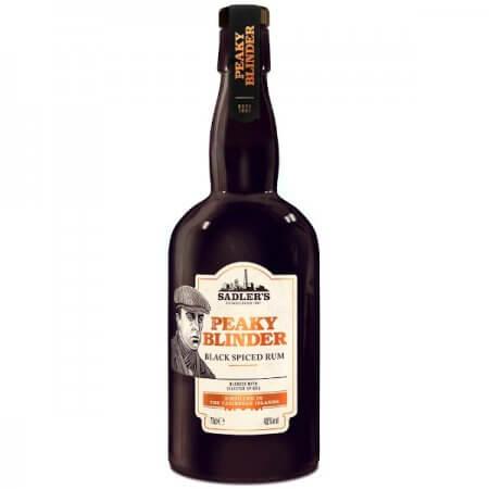 Rhum Peaky Blinder - Black Spiced