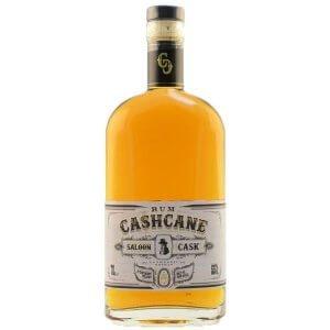 Rhum Cashcane Saloon Cask