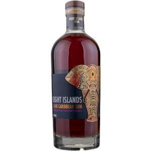 Rhum Eight Islands Dark Carribean