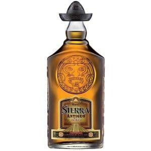 Tequila Sierra Antiguo Añejo