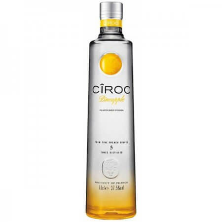 Vodka Cîroc Pineapple (Ananas)