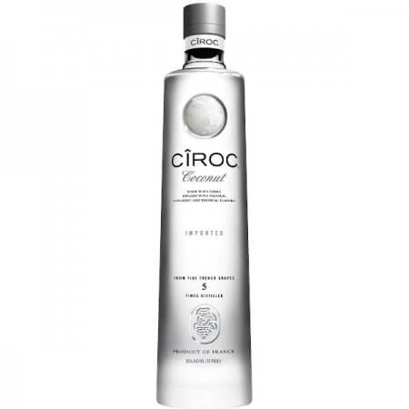 Vodka Cîroc Coconut