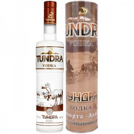Vodka Russe Toundra