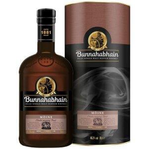 Whisky Bunnahabhain Mòine