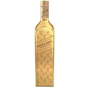 Whisky Johnnie Walker Gold Label - Edition limitée