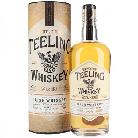 Whisky Teeling Single Grain