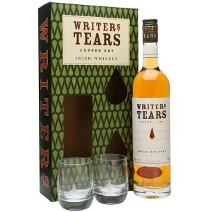 Whisky Writer's Tears Copper Pot + 2 verres