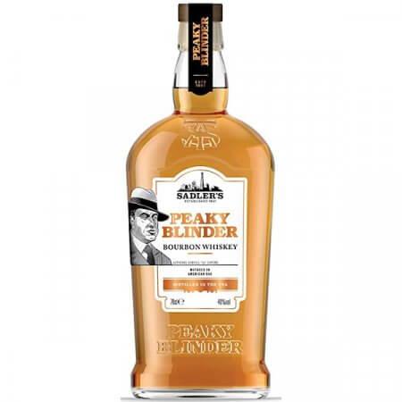 Bourbon Peaky Blinder