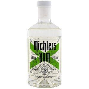 Michlers Rum Overproof 63%